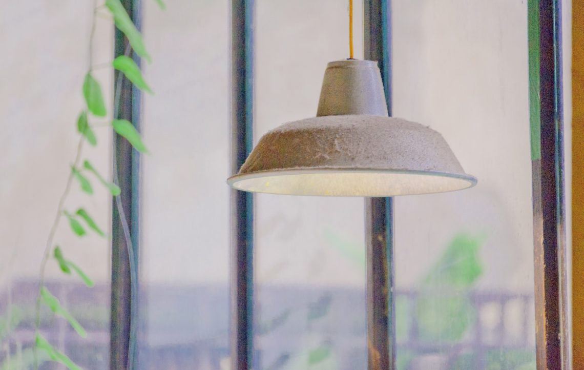 lampy zakurzone