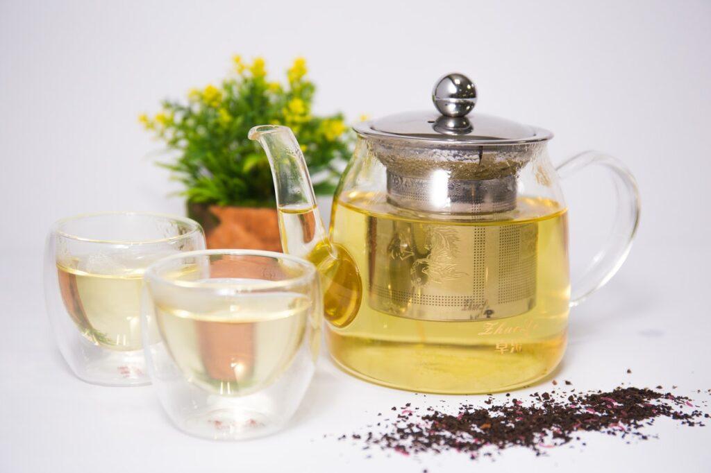 picie wody herbaty