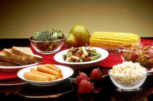 posiłki węglowodanowe