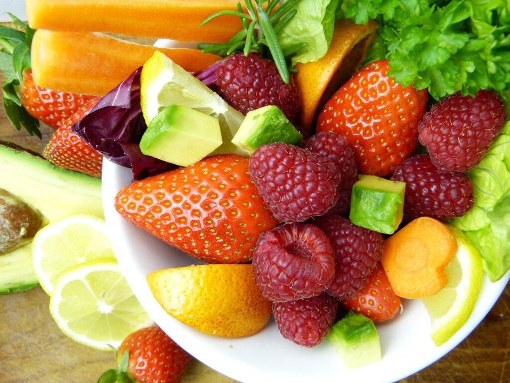 owocowe posiłki węglowodanowe