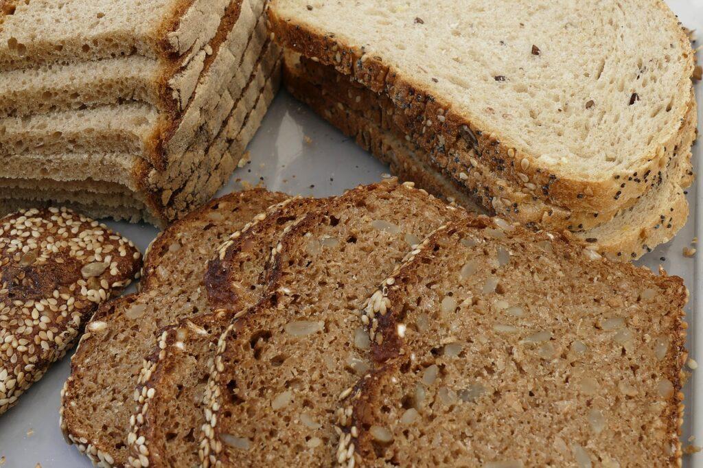 rodzaje chleba wieloziarnistego