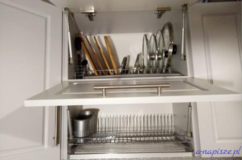 organizacja kuchni pokrywki