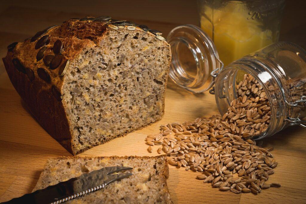 chleb żytni mieszany