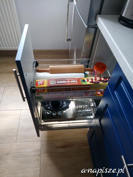 organizacja kuchni szafka cargo