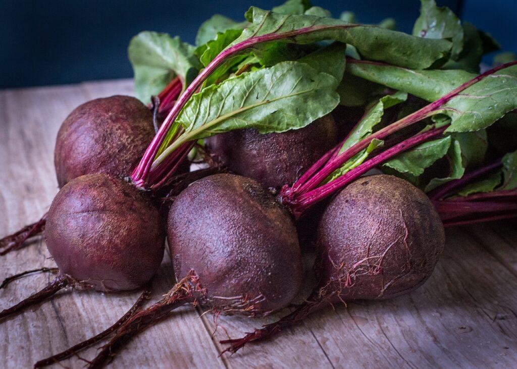 warzywa korzeniowe buraki