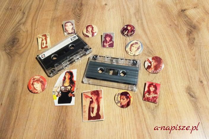 Sandra wspomnienia idola