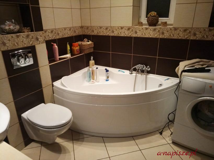 normalna łazienka na co dzień