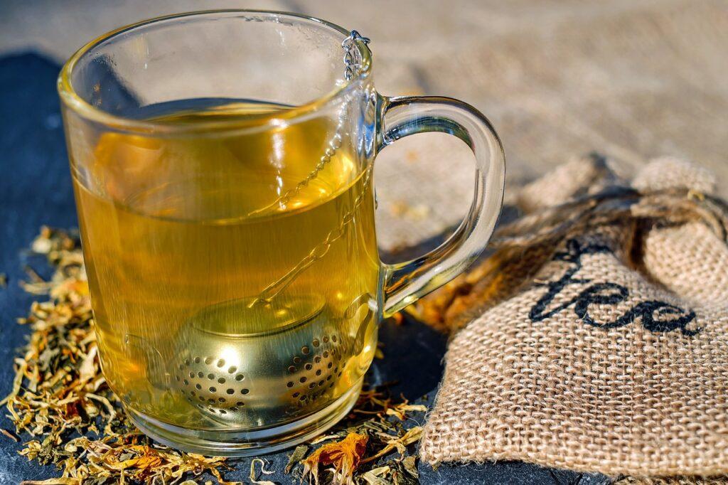 herbata podczas diety odchudzającej
