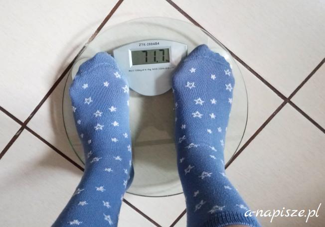 efekty diety ONZ waga pamiętnik diety