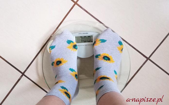 spadek wagi z dietą ONZ pamiętnik odchudzania