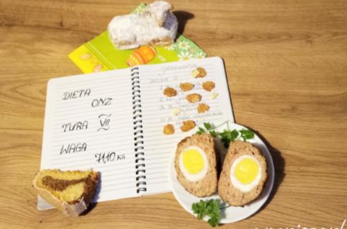 pamiętnik odchudzania 7 tura diety ONZ