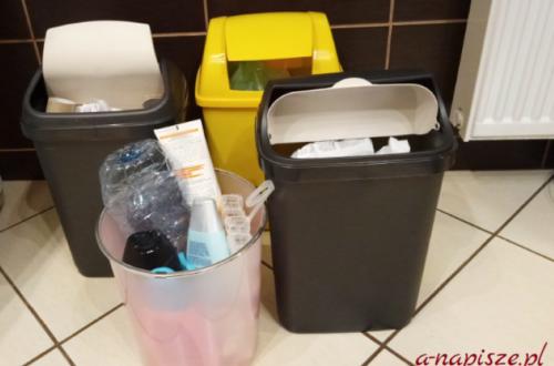 kosz na śmieci rodzaje
