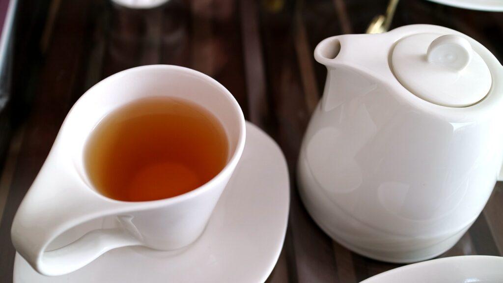 herbata zamiast wody na diecie