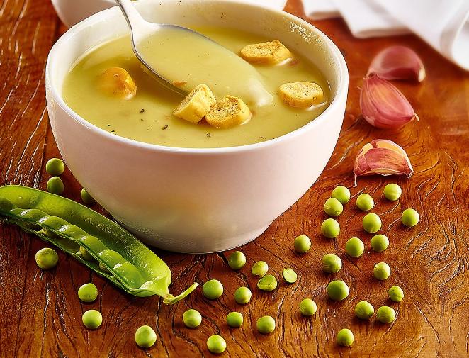 zupa grochowa na diecie