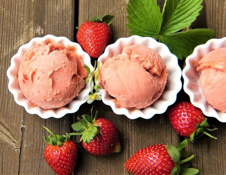 lody sorbety owocowe w trakcie diety odchudzającej