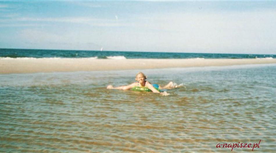 poznajcie mnie bliżej moje ukochane morze