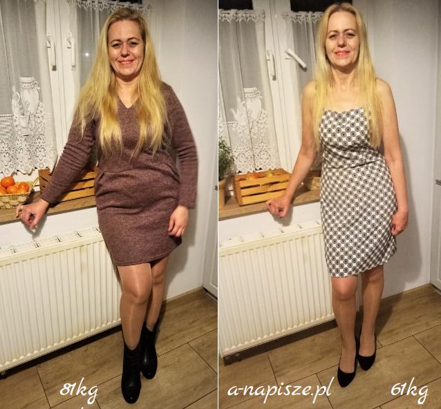 efekty odchudzania zdjęcia przed i po diecie