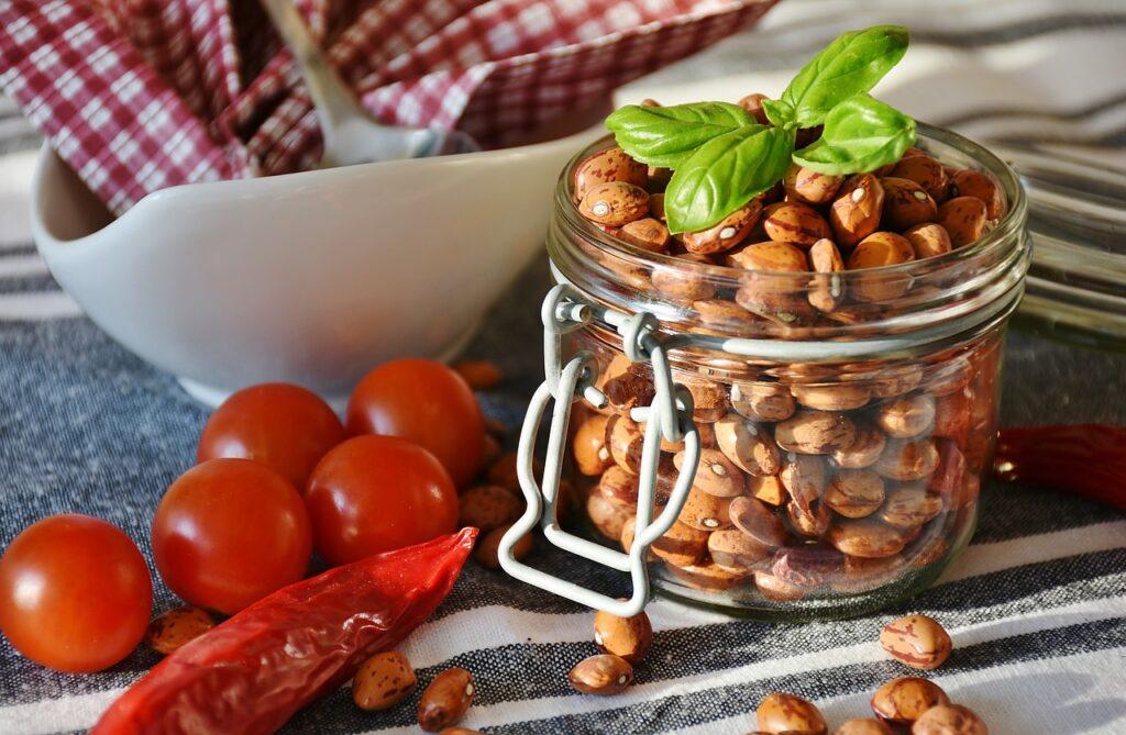 zdrowe jedzenie białko i węglowodany