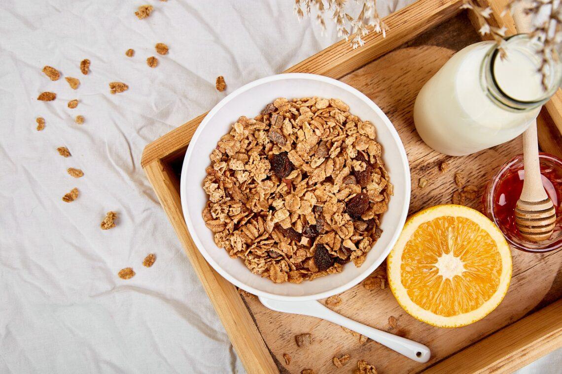 zdrowe odżywianie śniadanie
